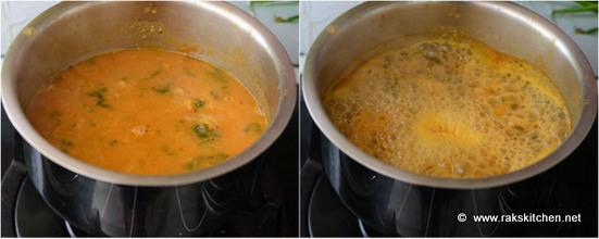 Vendhaya keerai sambar6