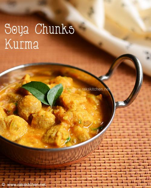 Soya-chunks-kurma