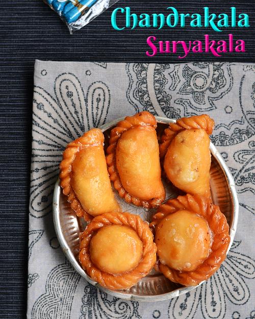 chandrakala-sweet