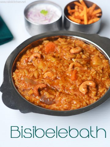 bisibelebath-recipe