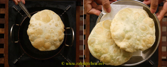 ready peas kachori