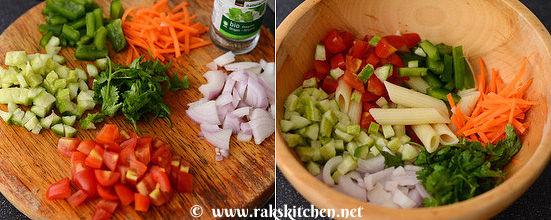 step-2 ingredients in bowl