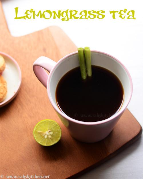 lemongrass tea recipe