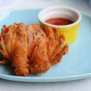 blooming onion, egg free