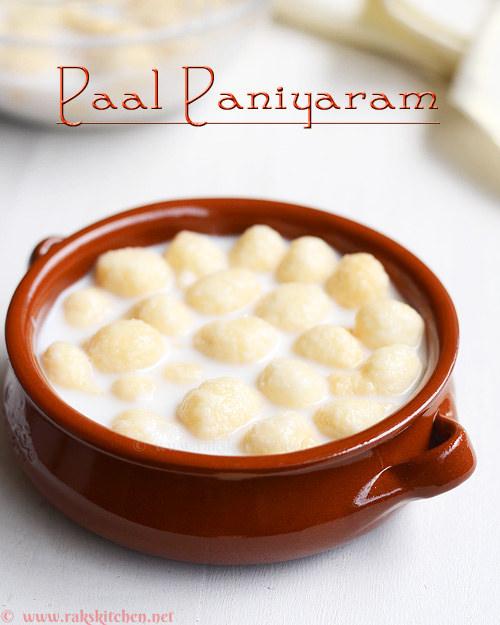paal-paniyaram-recipe