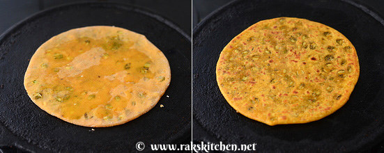 Sprouts-paratha 10