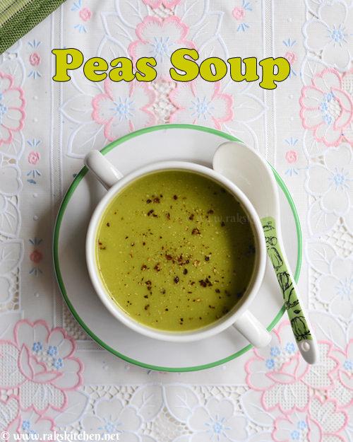 green-peas-soup