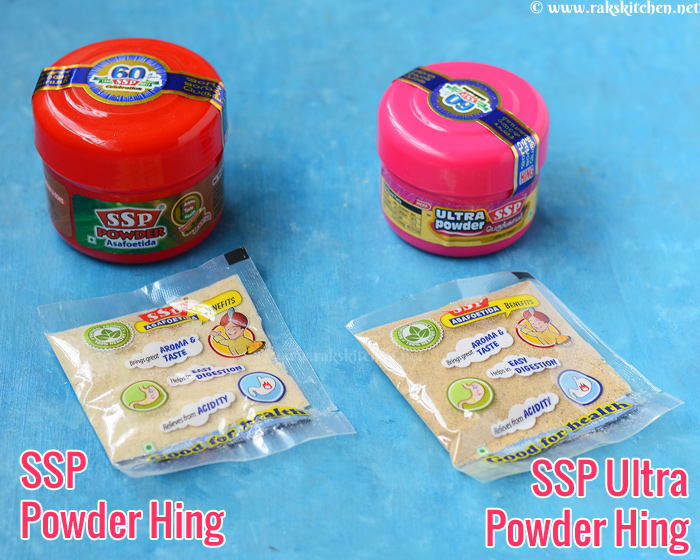 SSP asafoetida review