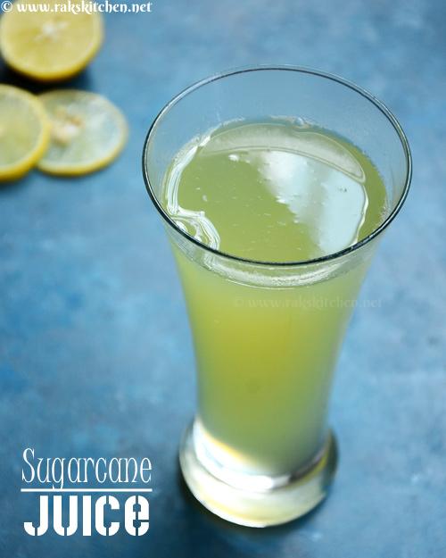 How to make sugarcane juice