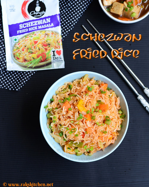 how-to-make-schezwan-fried-