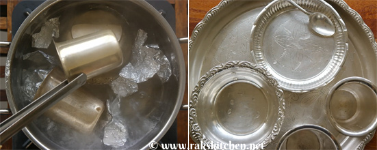 clean silver step3