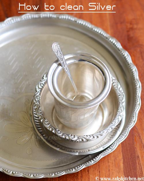 clean silver