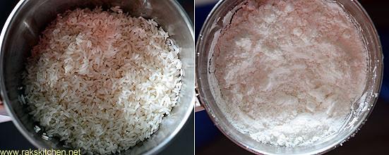 flour for maavilakku mavu
