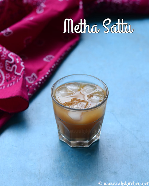 meetha sattu drink