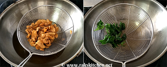 cornflakes mixture step 2a