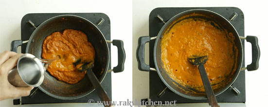 paneer tikka masala preparation 6