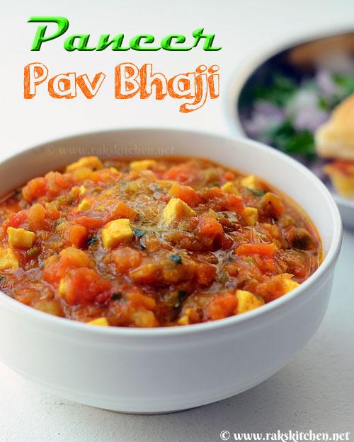 paneer-pav-bhaji-recipe