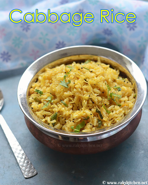 cabbage-rice