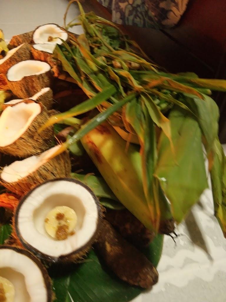 vegetables, coconut, turmeric