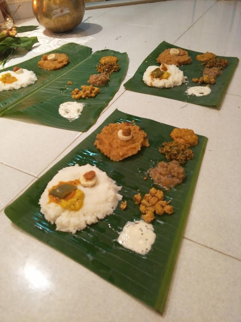 the pongal festival menu