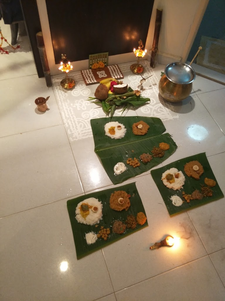 veetu deivam offerings