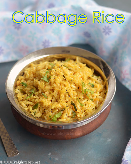 cabbage-rice-recipe
