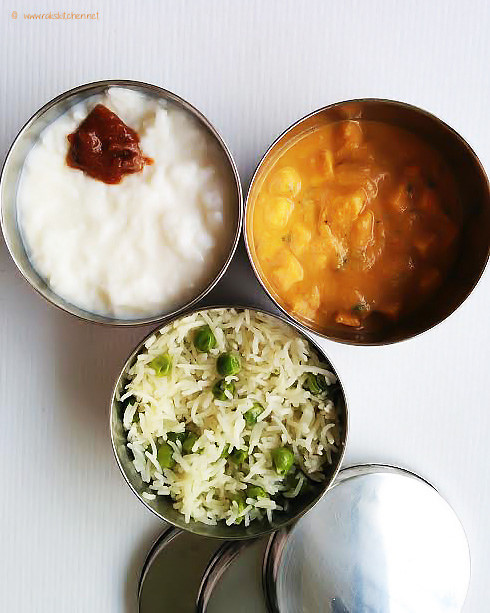 Indian lunch box ideas 3