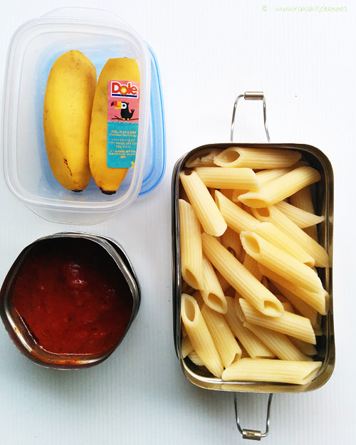 Easy lunch box ideas for kids