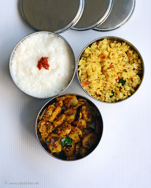 Indian lunch box idea 5