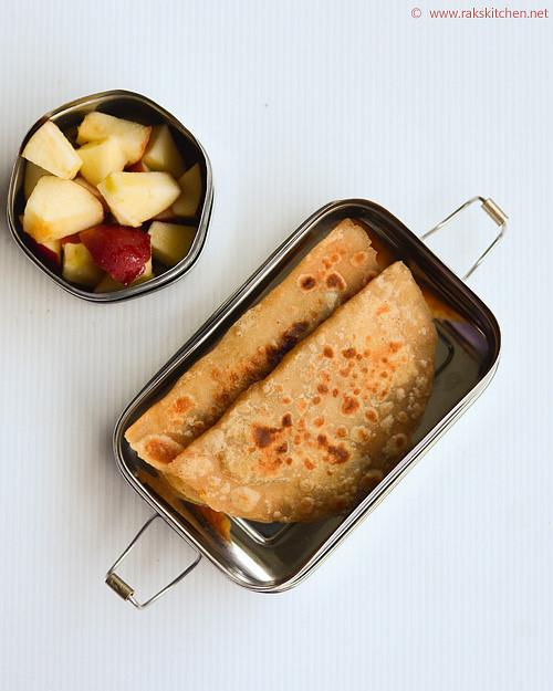 kids vegetarian lunch box