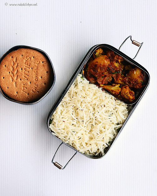 Kids Indian lunch box