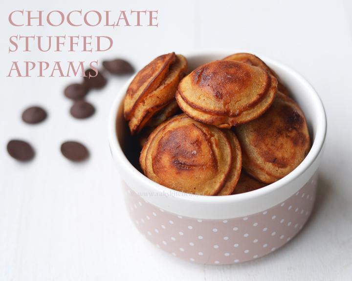 chocolate appam