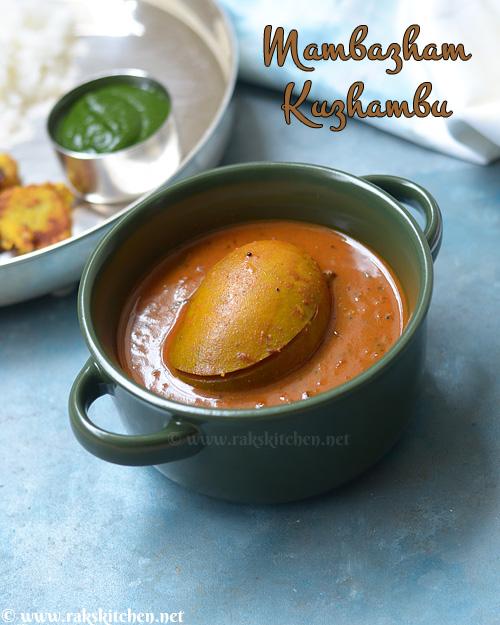 ripe-mango-kuzhambu