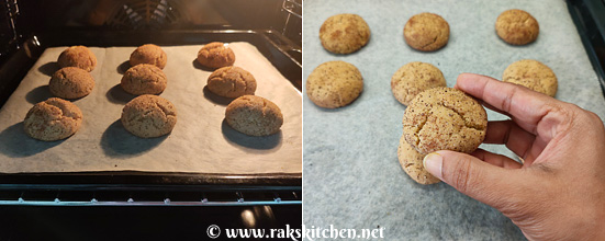 eggless snickerdoodle ready