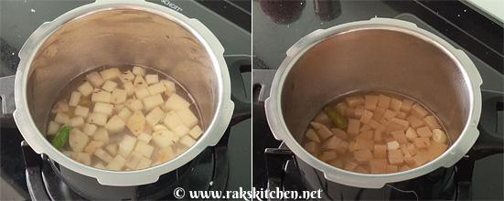 pressure-cook