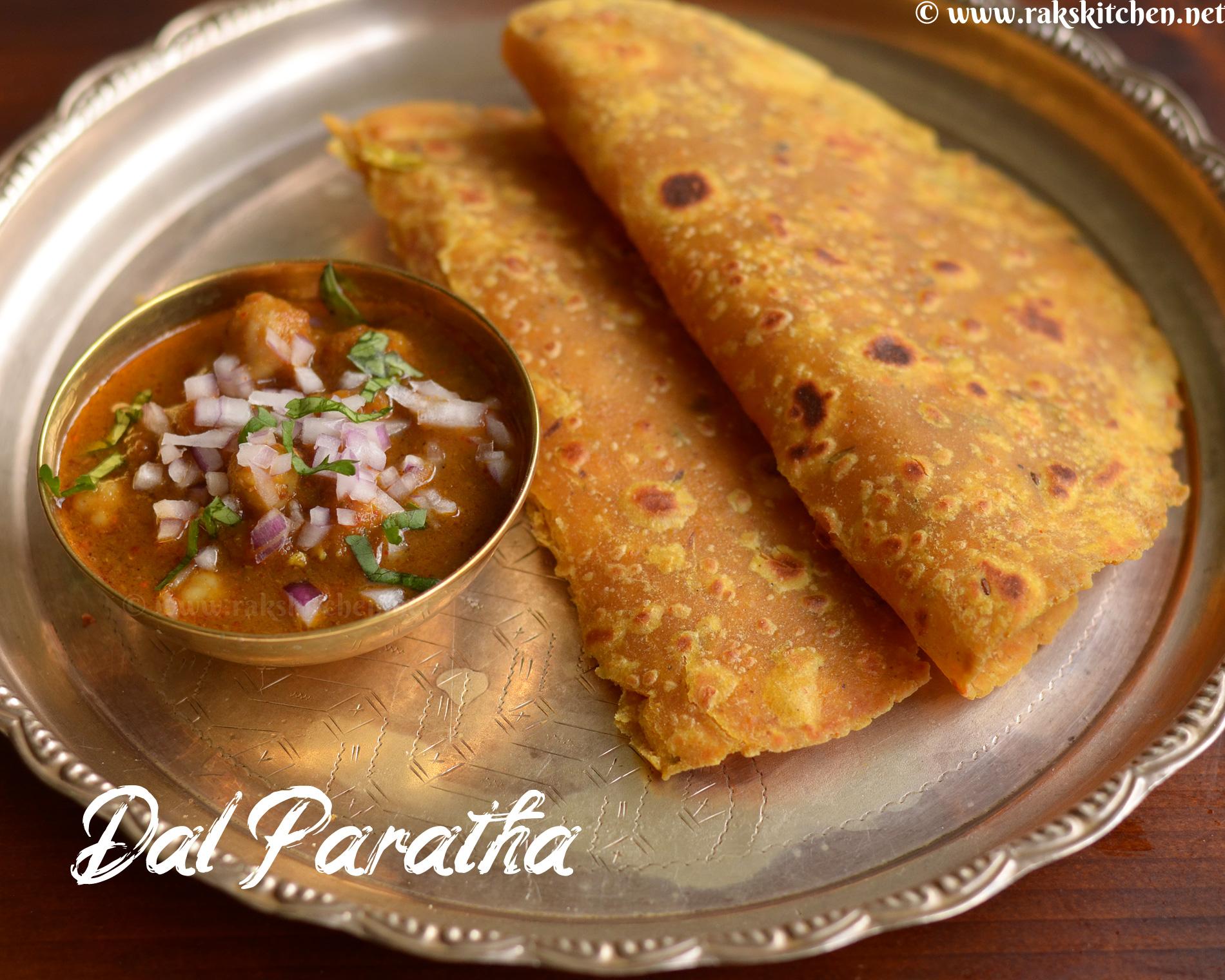 dal-paratha