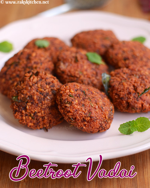 beetroot-vada-recipe