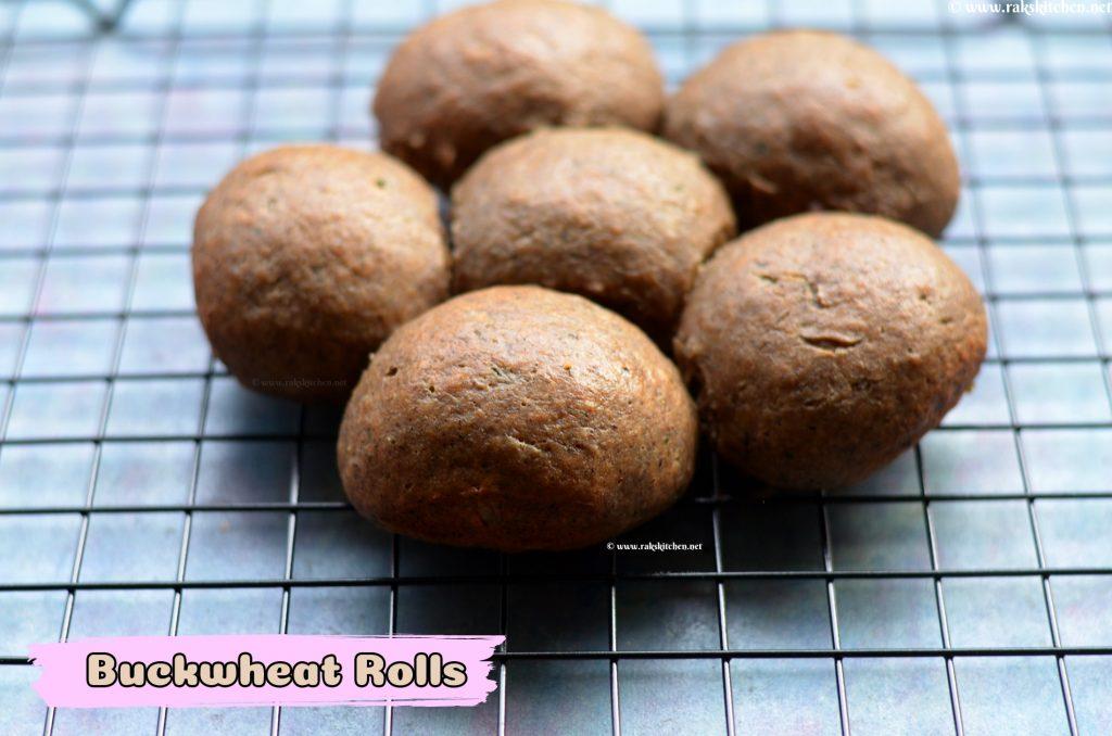 buckwheat-rolls