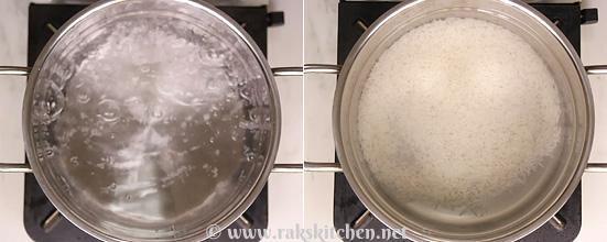 Como cozinhar o arroz Basmati de duas maneiras 10