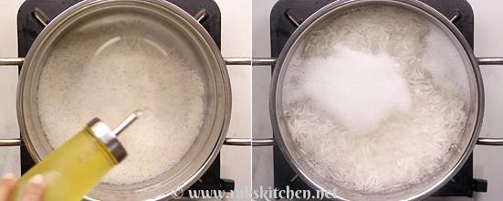 Como cozinhar o arroz Basmati de duas maneiras 12