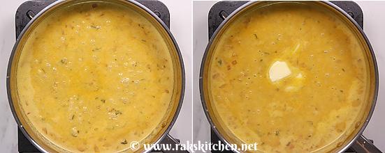 Receita de manteiga dal fry, rica e cremosa 18