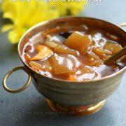 Ada pradhaman recipe, Onam recipes