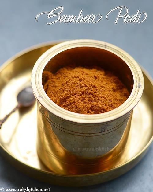 caseiro-sambar-podi
