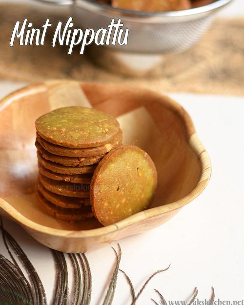 receita de hortelã-nippattu