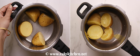 Gnocchi sem ovos na manteiga e sálvia 2