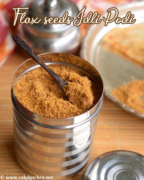 Flax-seeds-idli-podi