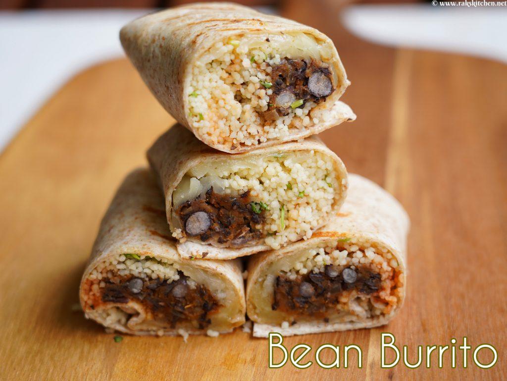 cheesy-bean-burrito