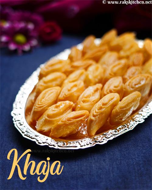 khaja-recipe