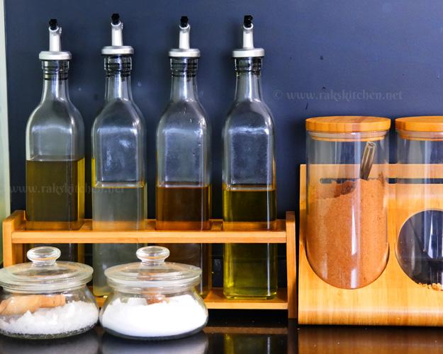 Oil dispenser set ideas