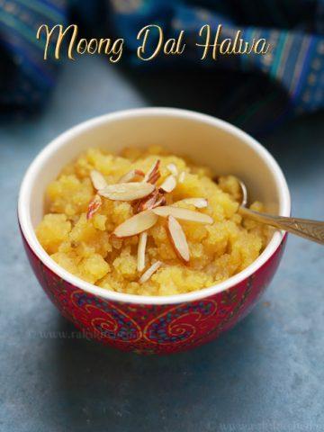 Moong dal halwa | Diwali-sweets